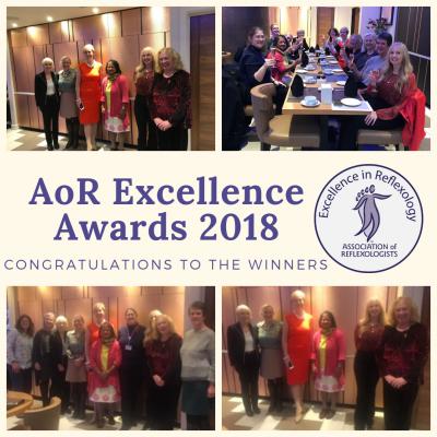 105 AoR award